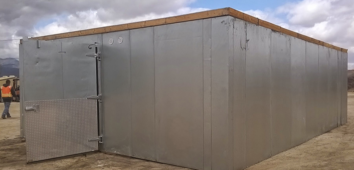 Walk In Cooler Panels >> Used Walk In Coolers Used Walk In Cooler Boxes